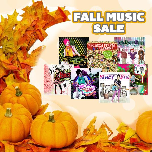 Fall Festival Sale